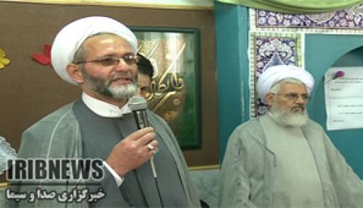 دیدار مسئولین مؤسسه با نماینده ولی فقیه و امام جمعه محترم زنجان