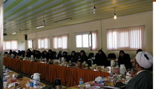 حضور مدیر موسسه ترویج و فرهنگ قرآنی در جلسه کارشناسان قرآن و نماز مناطق 19 گانه آموزش و پرورش شهر تهران