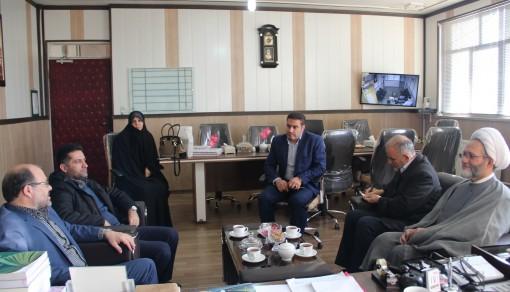 بررسی روند  اجرای مسابقه درسهایی از قرآن درآموزش و پرورش  ناحیه 1 شهر ری